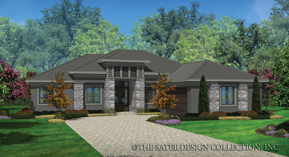 Braedan-Front Elevation Render Image-Plan #6575