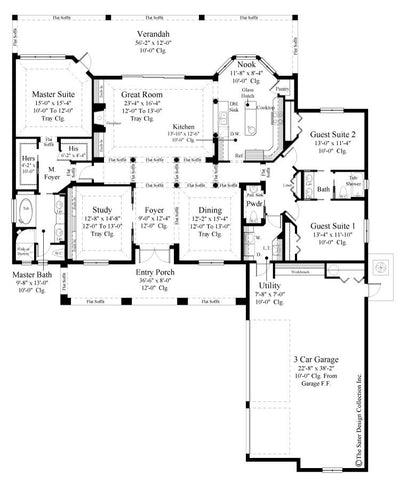 Denford-Floor Plan-Plan #6580