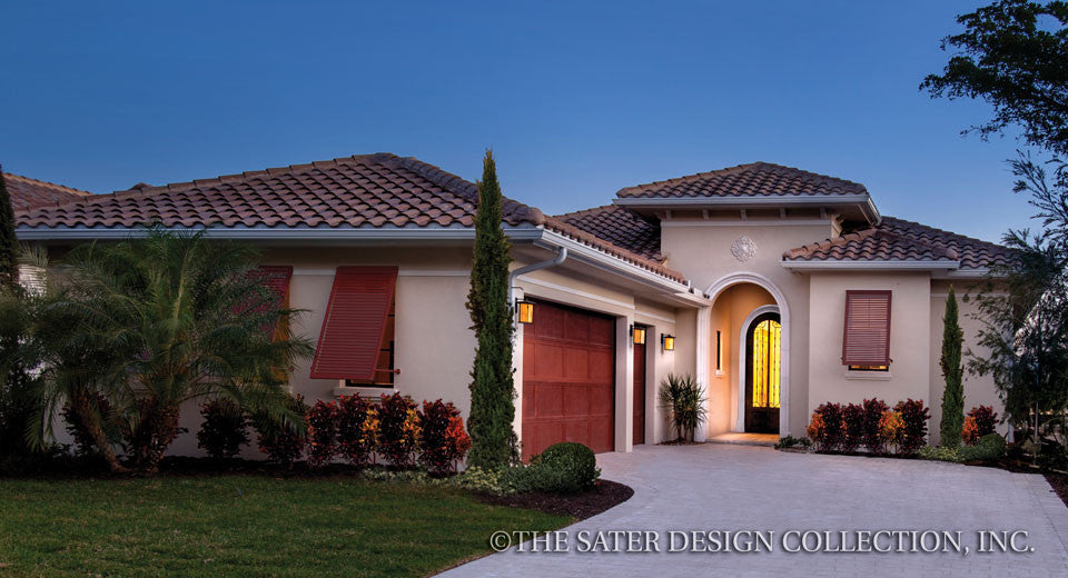 Home plan kelston sater design collection for Sater com