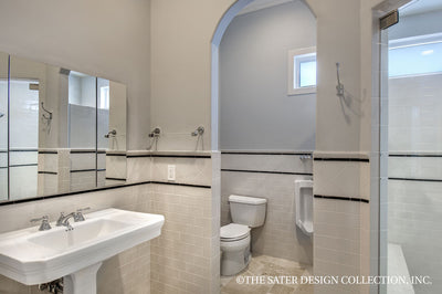 Belcourt Plan #6583-bath-2
