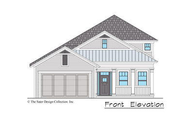 Jasmine Home Design front elevation