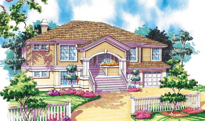 Admiralty Pointe House Plan