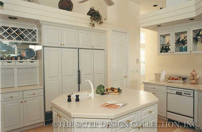 Broadmoor Walk-Kitchen-Plan #6641