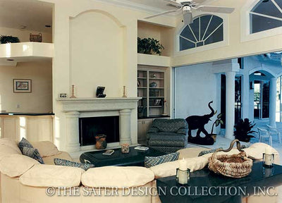 Broadmoor Walk-Living Room-Plan #6641