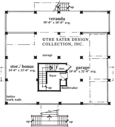 Abaco Bay-Lower Level floor plan