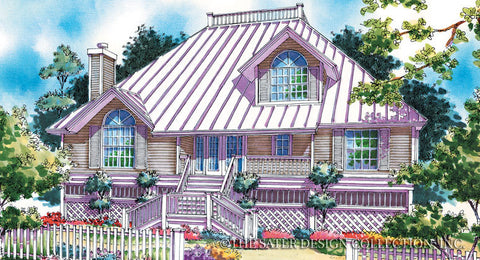 Vacation House Plans | Vacation Home Plans| Sater Design Collection