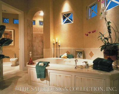 Monterrey Lane-Master Bathroom-Plan #6672