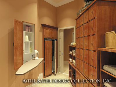 Governors Club Way-Master Closet-Plan #6674