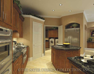 Governors Club Way-Laundry Room-Plan #6674