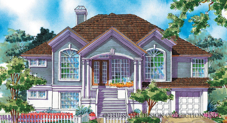 Tuckertown Way-Front Elev Rendering-Plan6692