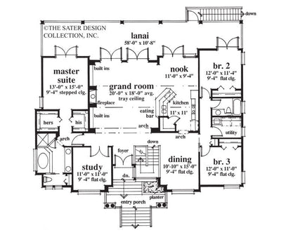 Tuckertown Way-Main Level Floor Plan-#6692