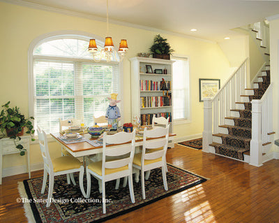 Duvall Street-Dining Room-Plan #6701