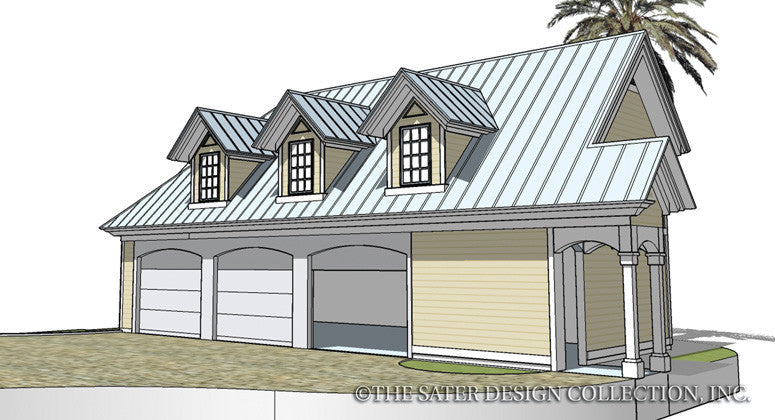 House Plan Three Car Garage | Sater Design Collection on narrow lot house plans with three car garage, ranch house plans with side entry garage, on narrow lot garage, small narrow house plans with garage, two-story house plans front garage, narrow lot house plans over garage, homes with rear garage, bungalow house plans with garage, house plans with 3 car garage, narrow townhouse plans, narrow house plans with detached garage, narrow house plans with side entry garage, farmhouse with front garage, narrow lot garage apartments, skinny house plans front garage,
