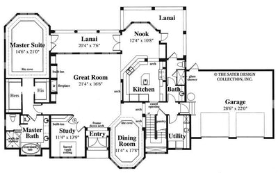 Whispering Pines Place Main Floor Plan-#6736
