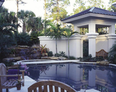 Windsor Court-Courtyard-Pool-Plan #6751