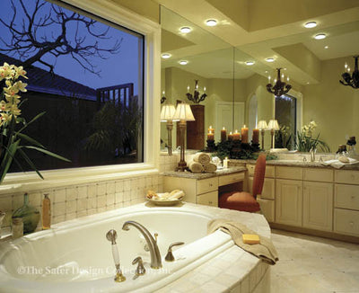 Autumn Woods-Master Bath-Plan #6753