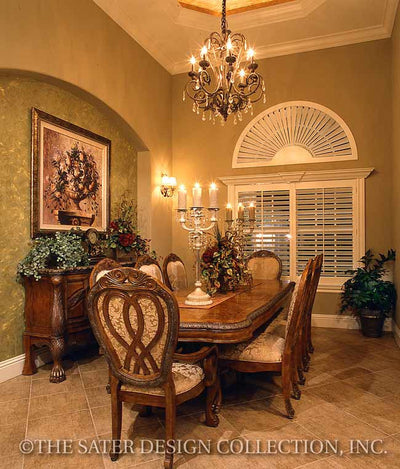 Kinsey- Dining Room View -Plan #6756