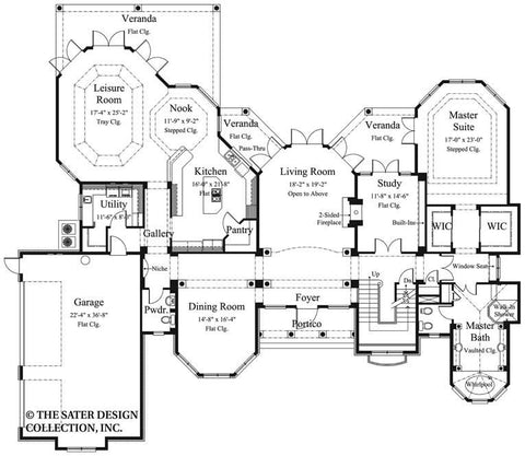 Home Plan Flagstone Ridge