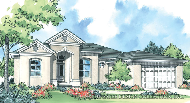 Aldwin-Front Elevation-Plan #6771