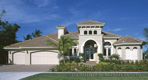 One Story House Plans One Story Home Plans Sater Design Collection