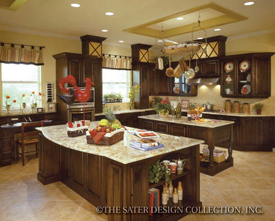 Rosemary Bay-Kitchen-Plan #6781