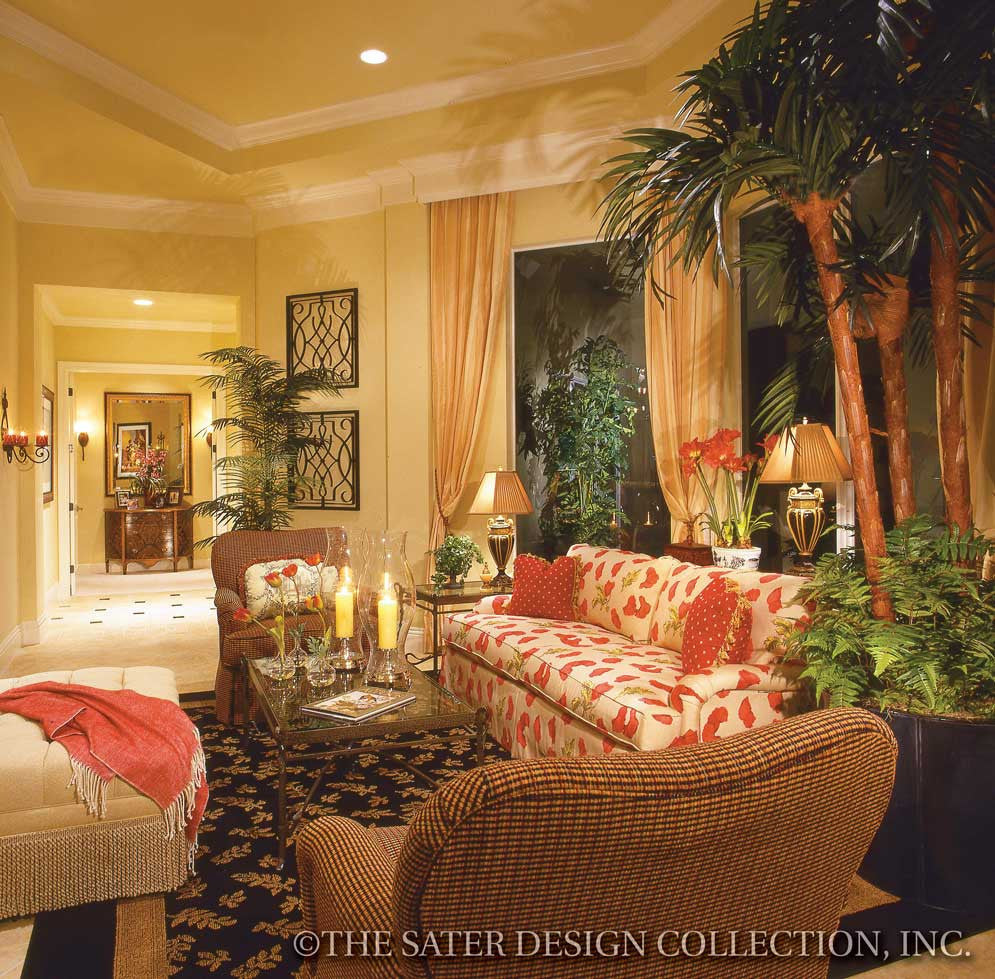 The Sater Design Collection house plan rosemary bay | sater design collection