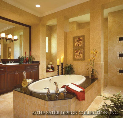 Rosemary Bay-Master Bath-Plan #6781