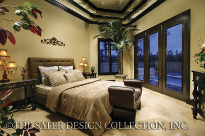 Ferretti-Master Suite View-Plan 6786
