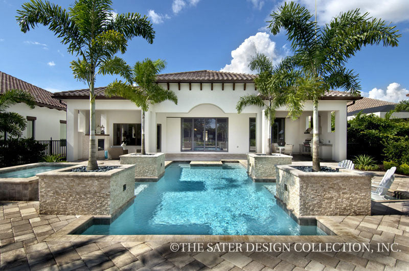 The Arabella Home Plan Sater Design Collection