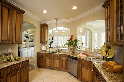 Carmel Bay-Kitchen-Plan #6810