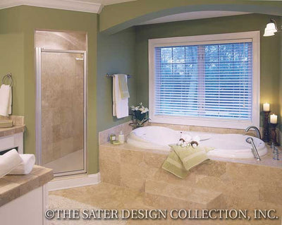 Aruba Bay-Master Bathroom-Plan #6840