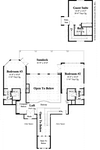 Cardinal Point-Upper Level Floor Plan-#6881