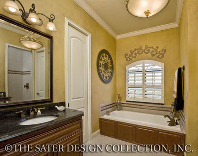 Castaway Cove-Master Bath Photo-Plan #6884