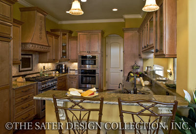 Castaway Cove-Kitchen Photo2-Plan #6884