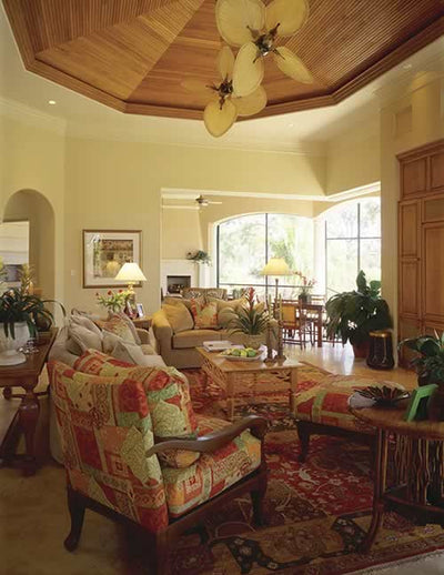 Huntington Lakes-Family Room-Plan #6900