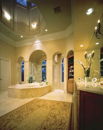 Huntington Lakes-Master Bath-Plan #6900