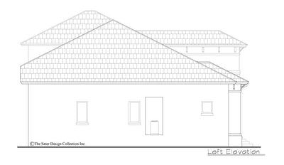 Donwell House Plan