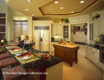 Bay Colony-Kitchen-Plan #6904