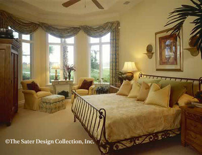 Bay Colony-Master Bedroom-Plan #6904