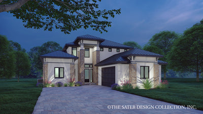 Stonehurst House Plan