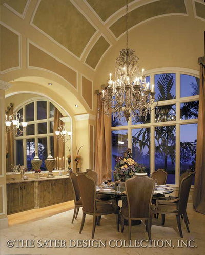 Sterling Oaks-Dining Room-Plan #6914