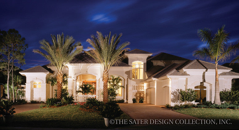 House Plan Sterling Oaks Sater Design Collection