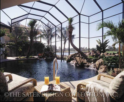 Sterling Oaks-Pool Enclosure-Plan #6914