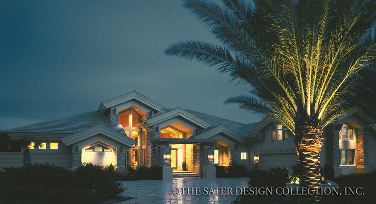 La Paloma-Front Elevation Image-Plan #6915