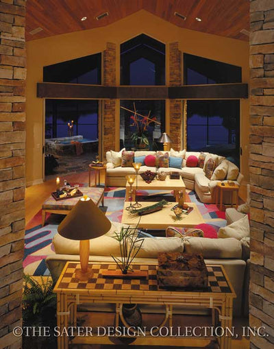 La Paloma-Living Room-Plan #6915