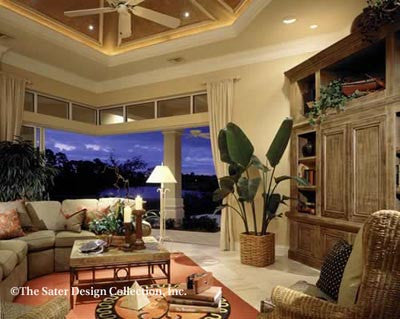 St. Regis Grand-Family Room-Plan #6916