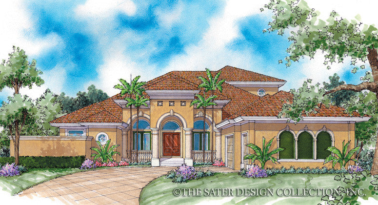 Verrado-Front Elevation-Plan #6918