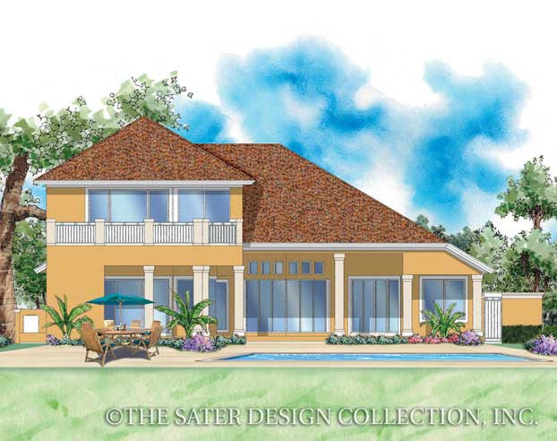 House Plan Verrado Sater Design Collection