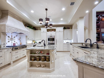 Verano House Plan Kitchen