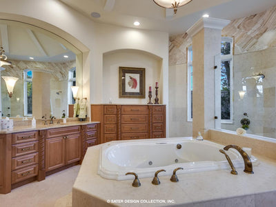 Verano House Plan Master Bath